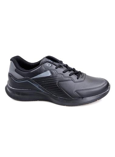 Kinetix Tapas Siyah Günlük Erkek Spor Ayakkabı Siyah